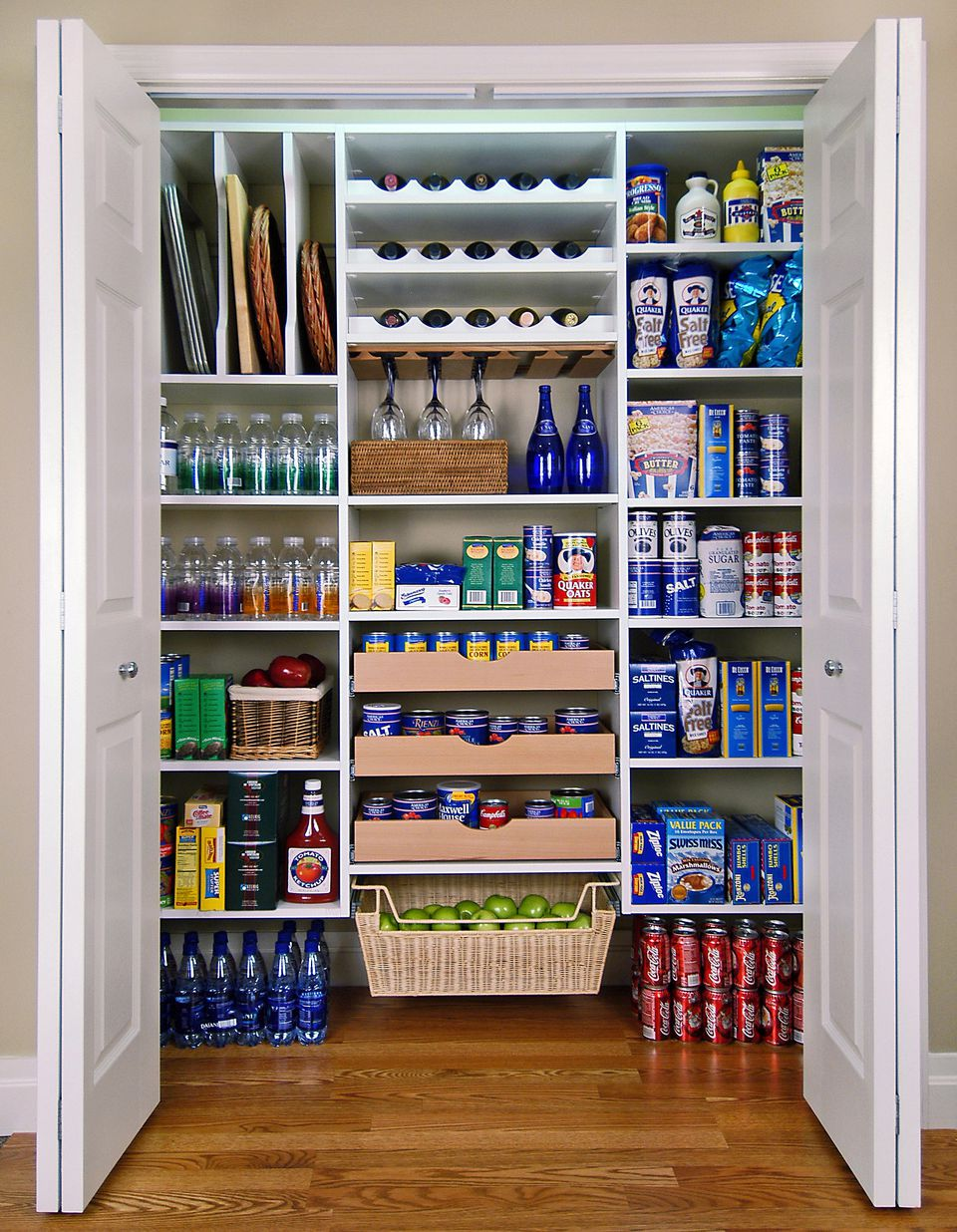 Superbe Storage : Kitchen Pantry Storage Ideas Custom Closet Storageu201a Closet  Storage Designu201a Wood Storage Closet And Storages