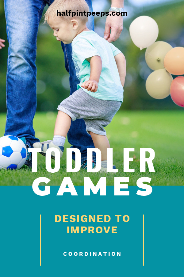 Kids love games. Parents love games that keep the kids busy and active. That's exactly what we are talking about: toddler games designed for coordination. These games can be played both indoors and out. Help your child improve their coordination and have fun at the same time. Win Win, right?