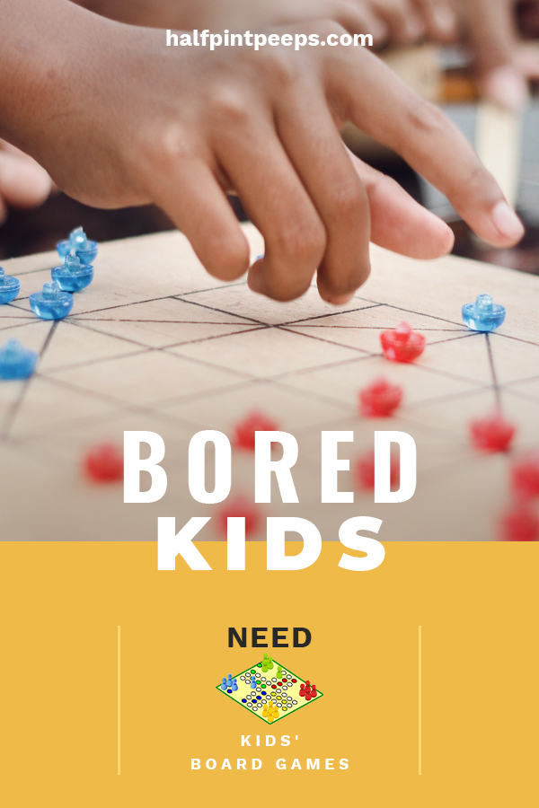 If your kids are bored and wondering what to do, a good solution would be board games. They not only occupy a few hours of their time, they require them to interact with others, think, and make decisions. Keep reading to learn more about board games that are great for your kids. #kidsgames #gamesthatmakekidslearn
