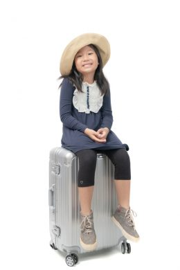 Holiday Travel Kits for Kids