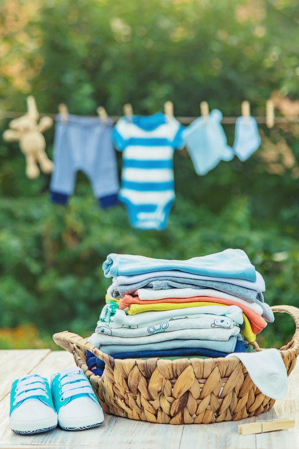 Doing laundry for your baby can be tricky because their skin is so sensitive. For tips on how to safely remove stains from baby clothes, look here.