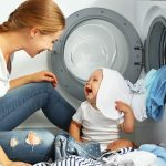 Remove Stains from Baby Clothes