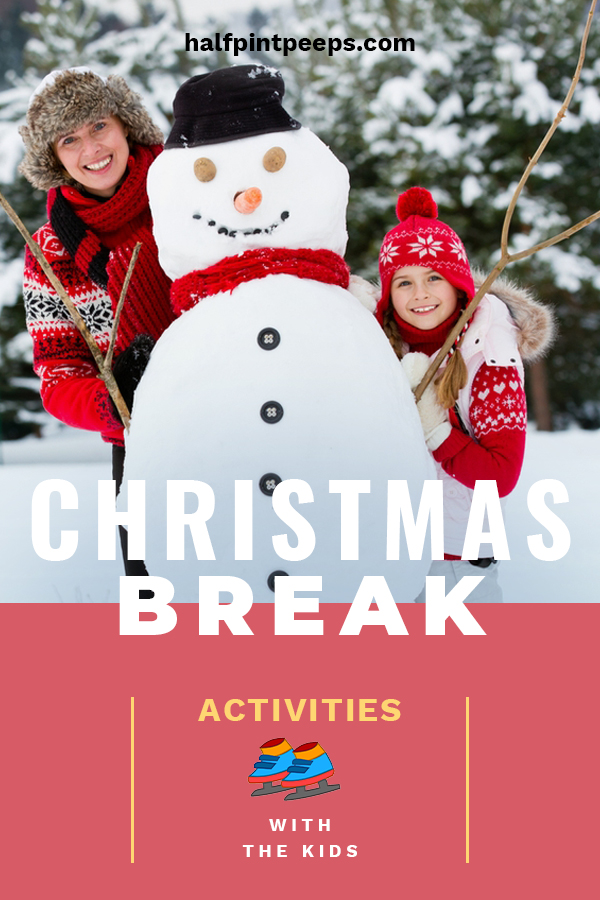 Every kid looks forward to the Christmas break. A few weeks off of school makes most kids ecstatic, but they often find themselves with too much time on their hands. You can prevent that from happening with our list of things to do with the kids during the Christmas break. Make some of the best memories. Want to know how? Just keep reading. #christmasbreakactivites #kidactivitiesforchristmas