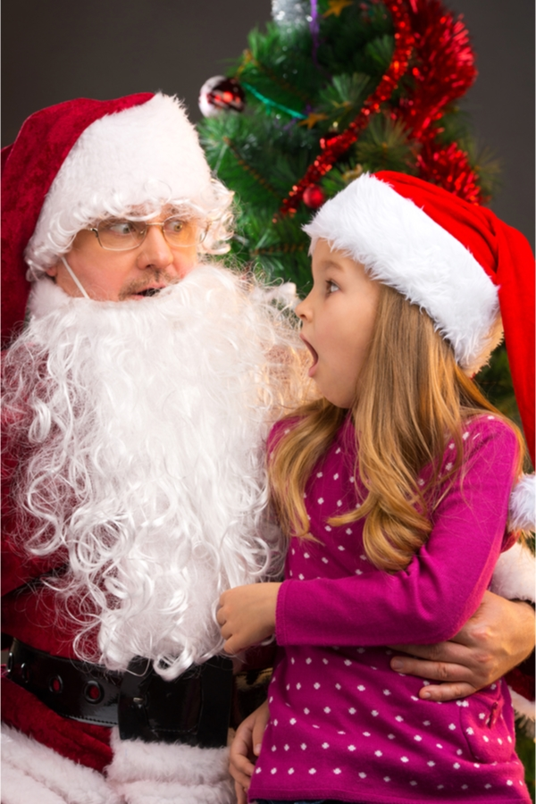Santa is a big deal to kids, so it can be hard trying to figure out how to tell your kids about Santa. It will make the whole process so much easier.