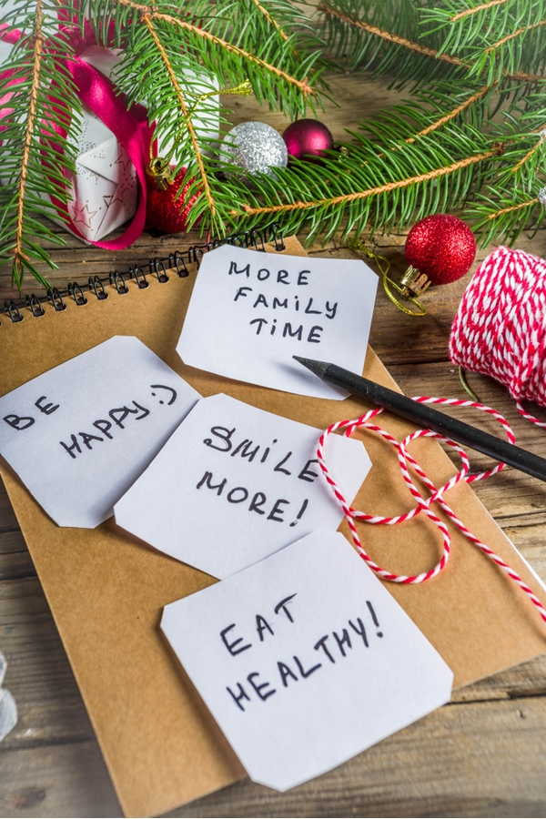 Most people set individual New Year's resolutions, but have you ever set New Year's resolutions as a family? Here are some resolutions to set and work on as a family.