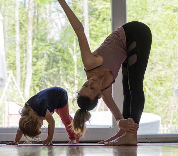 Yoga Gross Motor Activities